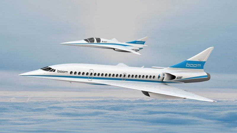 Boom Supersonic A Startup That Has Silicon Valley Incubator Y Combinator And Japan Airlines Among