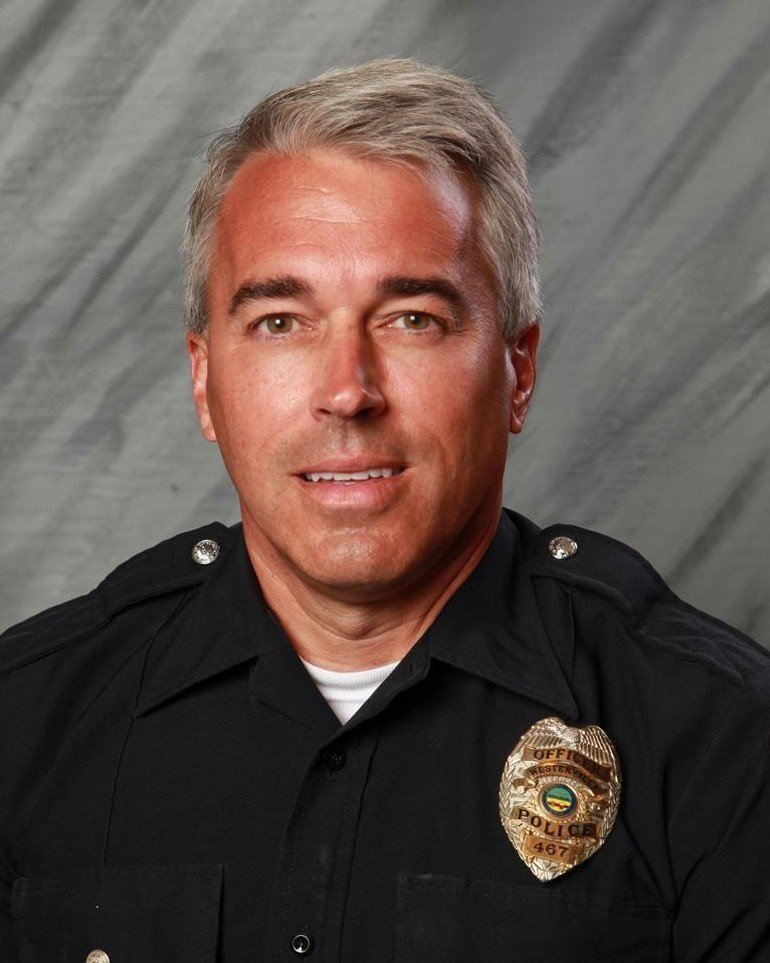 Officer Anthony Morelli was shot and killed while responding to a 911 hang-up call.
