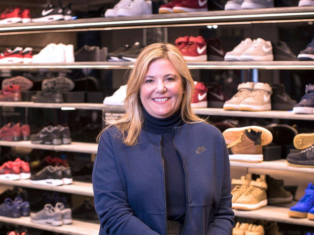 Two decades ago, Heidi O'Neill was just starting out at Nike as a