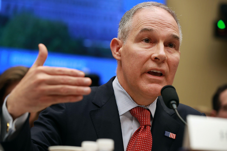 EPA inspector general details numerous reviews into Scott