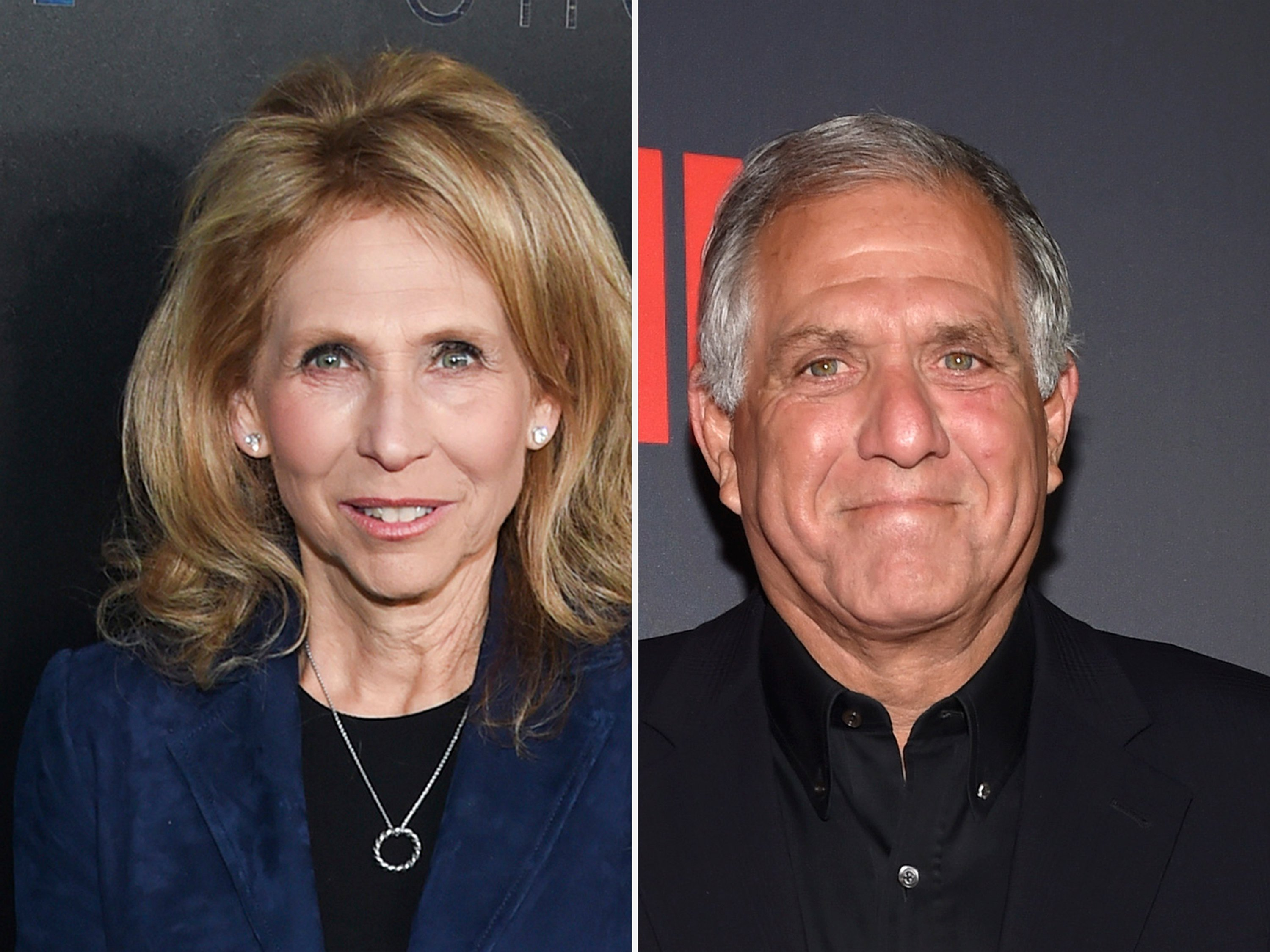 CBS, led by Les Moonves, is trying to wrest power away from Shari Redstone, the controlling shareholder of the company.
