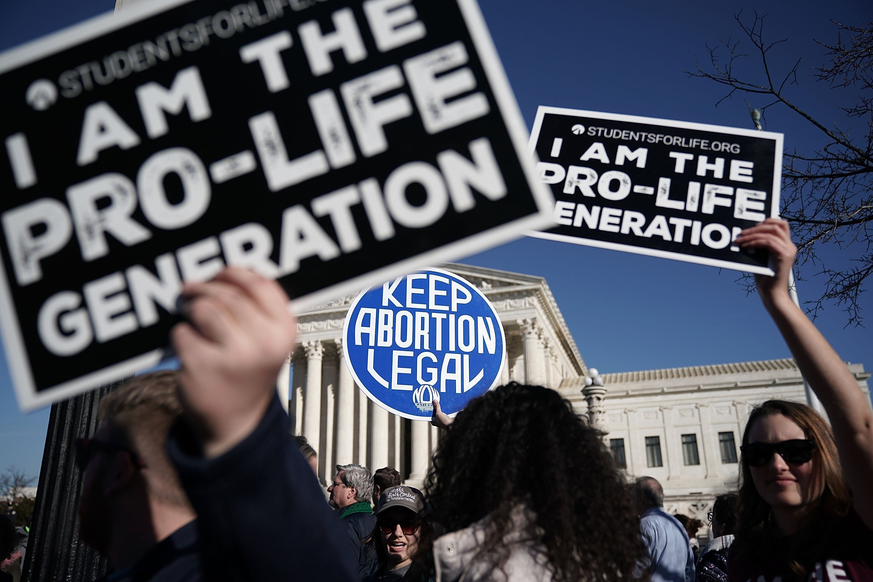 Now that President Donald Trump has the opportunity to appoint a new justice to the Supreme Court, some abortion opponents hope that Roe v. Wade will end up overturned or gutted -- and they have already been working towards that moment.