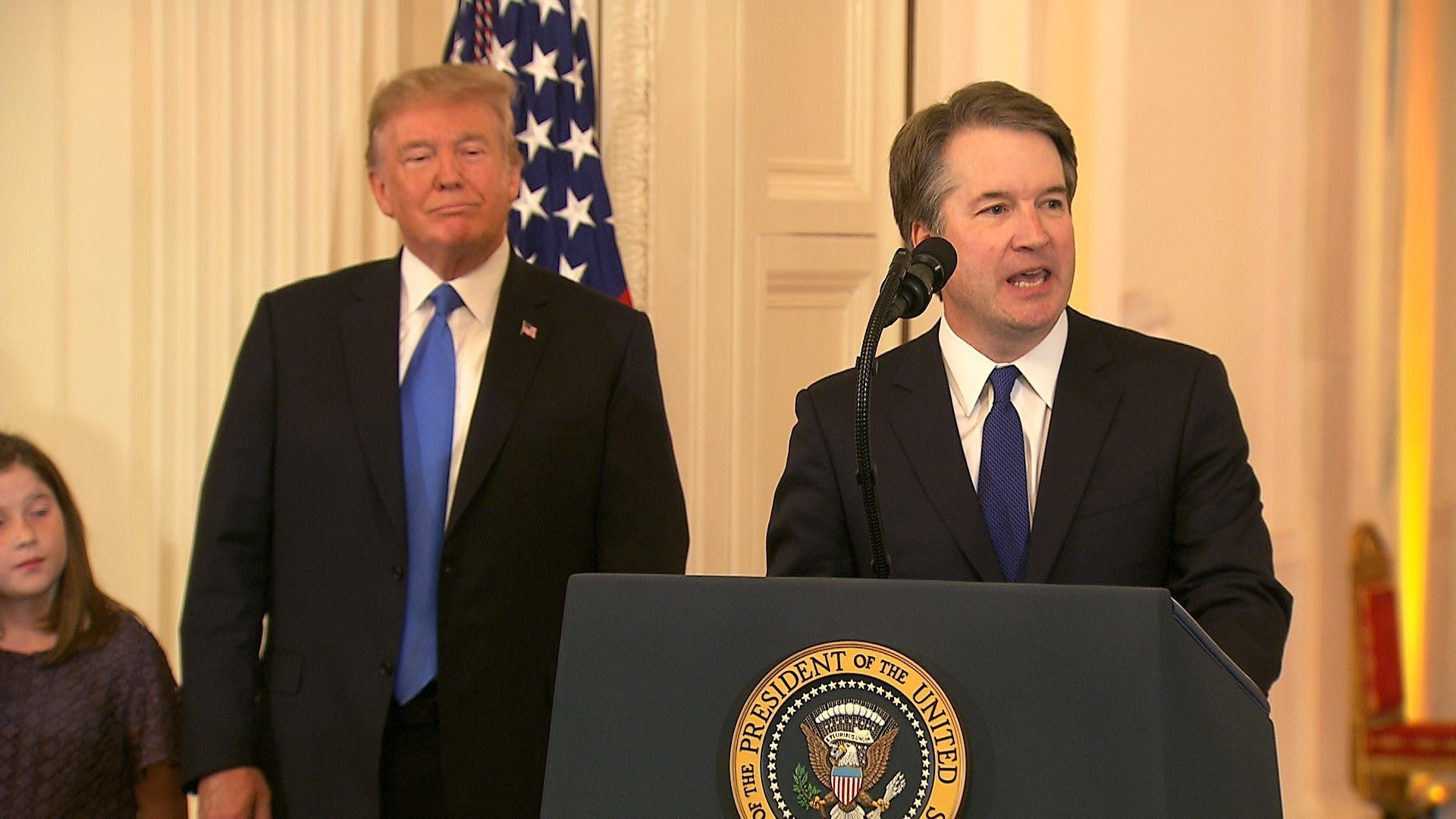 The party lines are set. Republicans want Brett Kavanaugh confirmed to the Supreme Court and Democratic leaders like Chuck Schumer are already mobilizing against Kavanaugh.