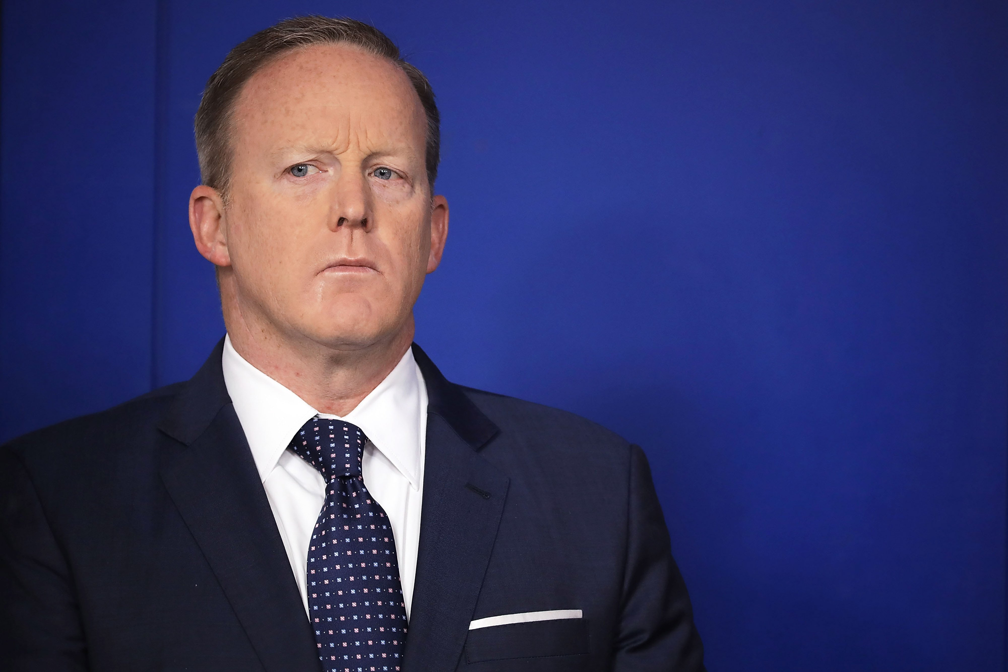 Sean Spicer's book is hitting shelves later this month, and those who want to attend the opening launch party should be prepared to shell out some money.