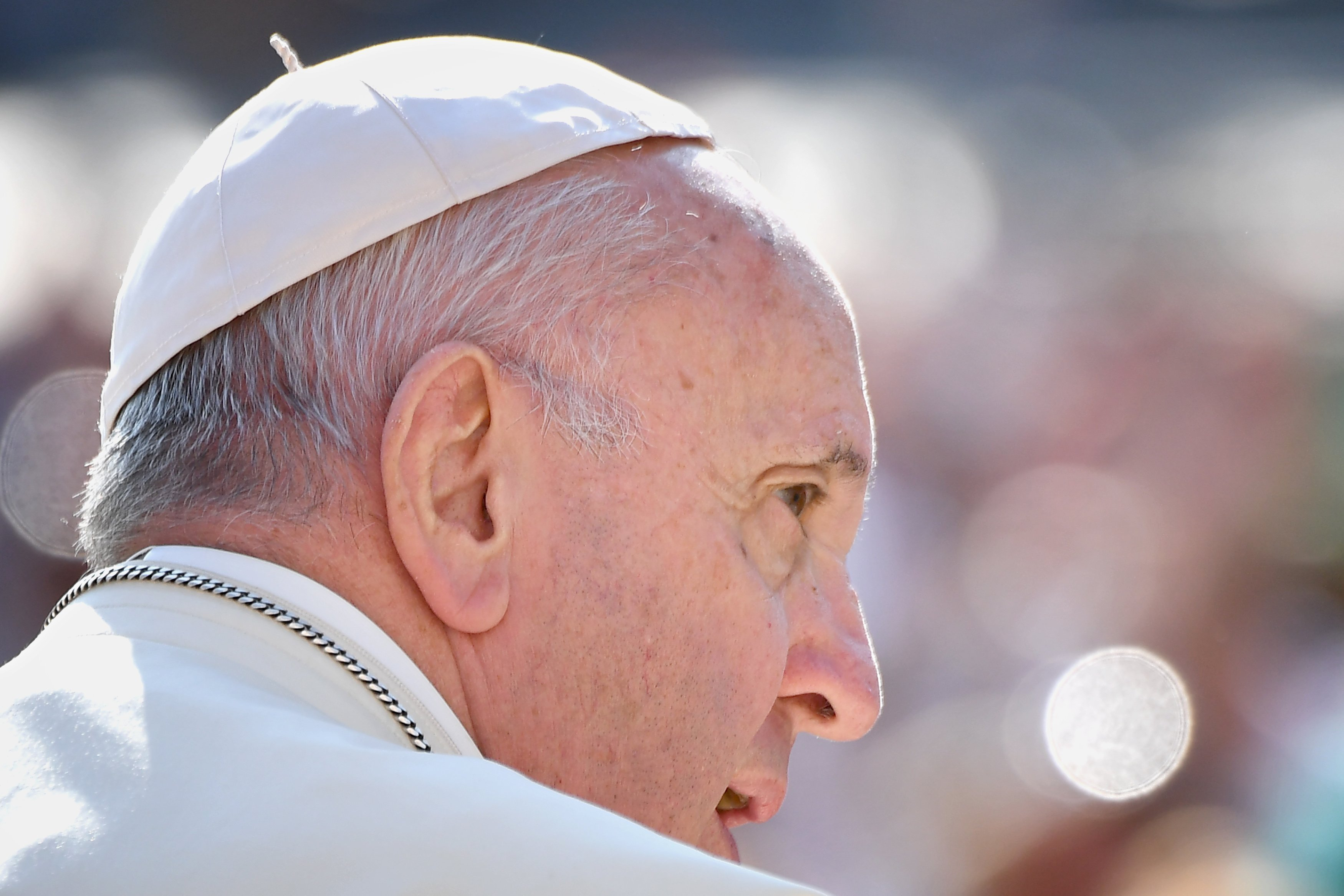 """Pope Francis is facing yet more criticism over the """"glacial"""" speed in his handling of the sexual abuse crisis that has plagued the Catholic Church."""