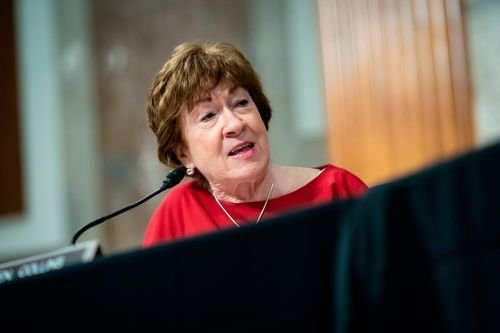 Polls show Susan Collins below 50% support in Maine