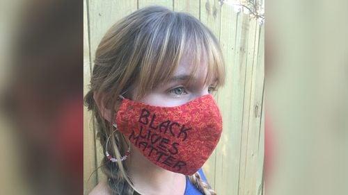 A Texas teacher was fired for wearing a Black Lives Matter face mask - Erie News Now