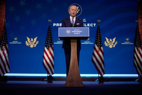 www.wicz.com: Biden to focus on Covid relief for small businesses in Wednesday speech