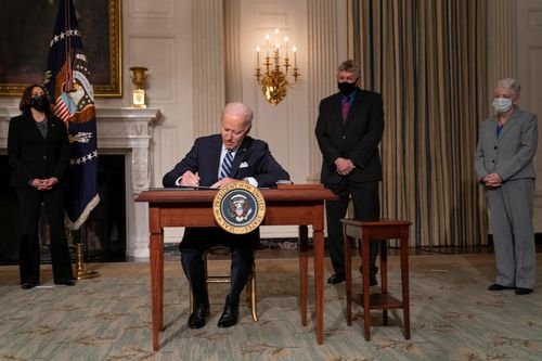 www.weny.com: Biden has signed 42 executive actions since taking office. Here's what each does