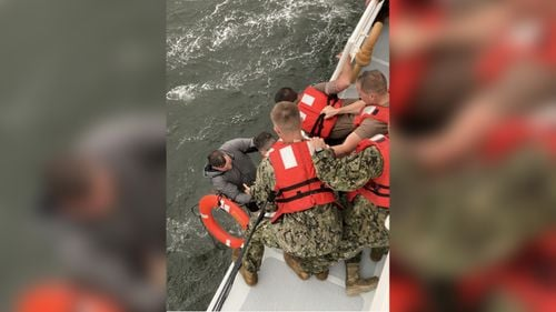 Second body recovered as search continues for 11 still missing from capsized ship off Louisiana coast - WRCBtv.com