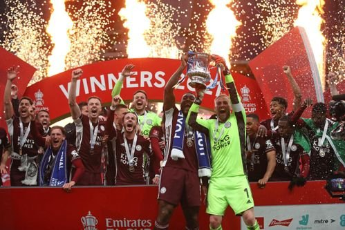 Leicester City defeats Chelsea to win first FA Cup after late VAR drama - WRCBtv.com