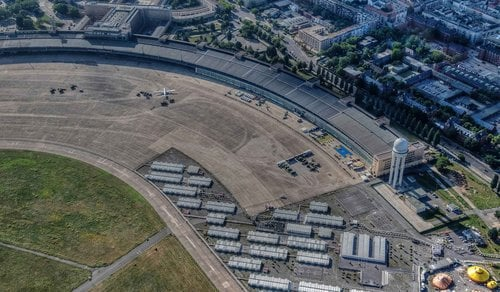 Drive-in sex booths proposed for Berlin's historic Tempelhof air