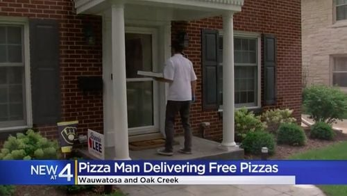 Pizza Man Celebrates 50th Anniversary With Surprise Deliveries Honolulu Hawaii News Sports Amp Weather Kitv Channel 4