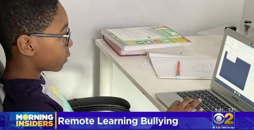 Harassed by cyberbullies during remote learning, mom fears what - KAKE