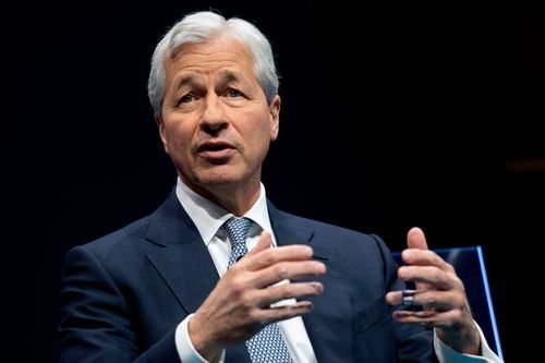 JPMorgan Chase just reported a record quarterly profit ...